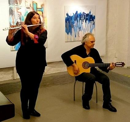 Musikk på Galleri Farsund