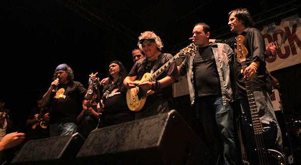 Khaos celebrates 30 years of Forjado en rocka.