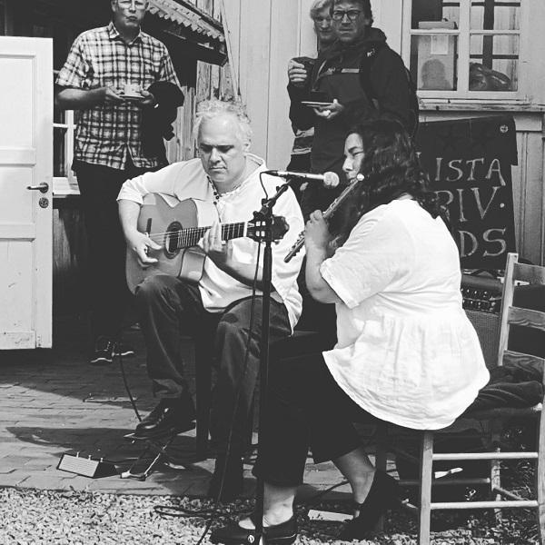 Instrumental music in Jølle – Lista 16. june.